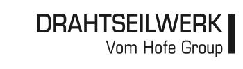 DRAHTSEILWERK | Vom Hofe Group
